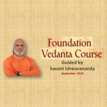 Foundation Vedanta Course 2019-2020