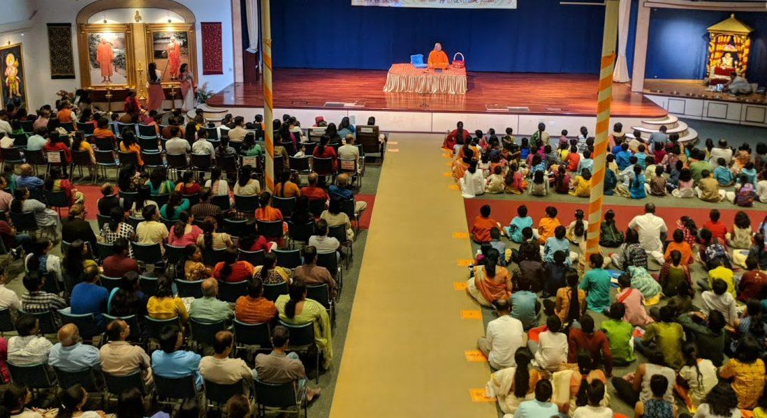 Bhagavad Gita on Sundays