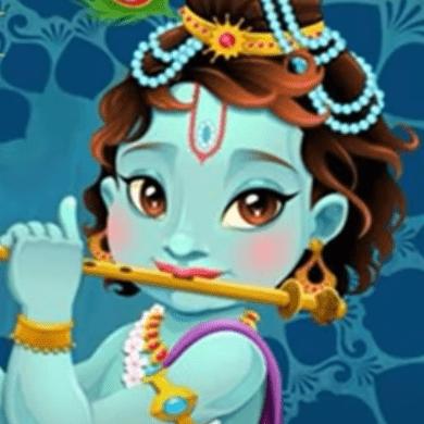 Janmashtami-Swaranjali offering